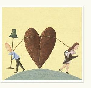 divorced heart